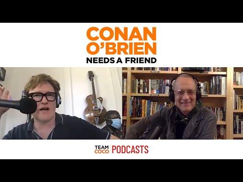 "Conan & Tom Hanks Met At ""SNL"" In 1988 - ""Conan O'Brien Needs A Friend"""