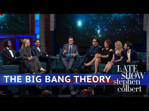 'The Big Bang Theory' Cast Together For One Final Time