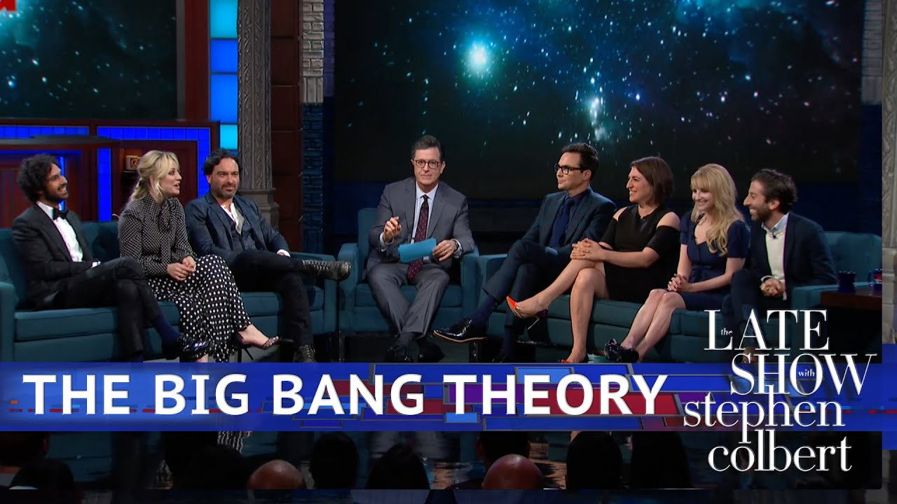 Download 'The Big Bang Theory' Cast Together For One Final Time