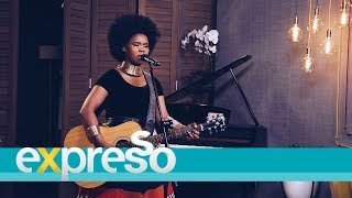 """Zahara's fourth studio album, """"mgodi"""" went gold within 6 hours of release. the album was nominated for best pop at 24th samas. here she performs th..."""