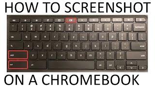 How To Screenshot oฑ a Chromebook - 2020