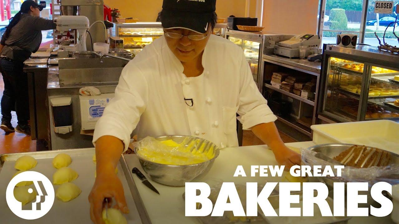 Mahoroba Japanese Bakery A Few Great Bakeries Pbs Food Youtube