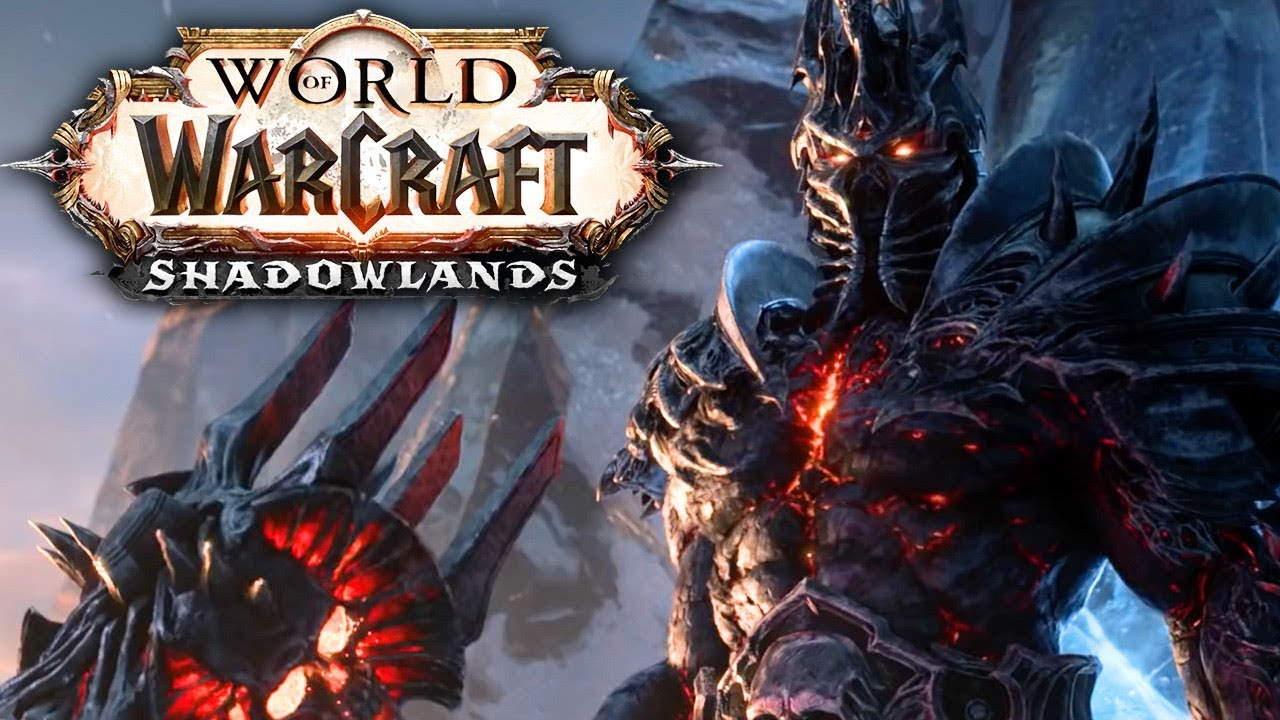 World Of Warcraft Shadowlands Official Cinematic Reveal Trailer
