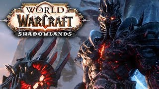 World of Warcraft: Shadowlands - Official Cinematic Reveal Trailer   BlizzCon 2019