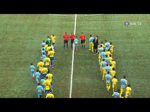 HJK TV: FC Astana - HJK Helsinki 4-3 (agg. 4-3)