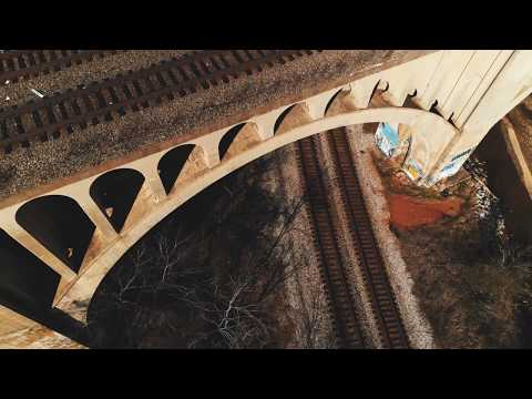 James River Train Bridge, Richmond, VA