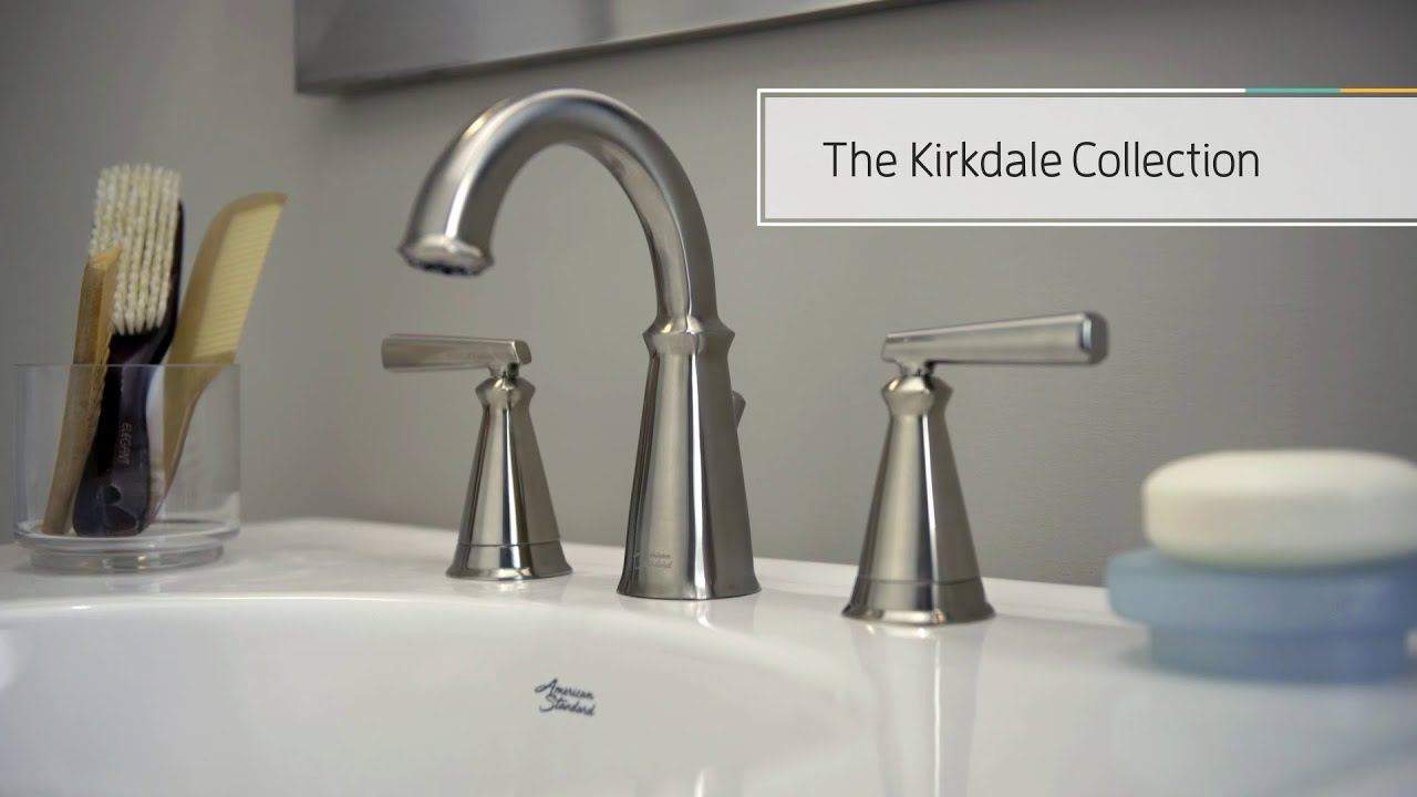 The Kirkdale Collection from American Standard - YouTube