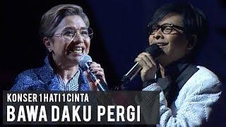 BAWA DAKU PERGI (Live Konser 1 Hati 1 Cinta) ft Ruth Sahanaya | Armand Maulana