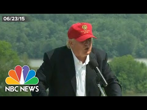 Donald Trump In 2015: Confederate Flag Belongs In A Museum | NBC News