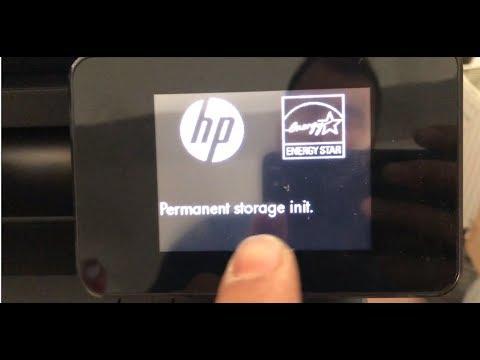 Factory Reset Hp Laserjet Pro 200 & Pro 400 series. Hp printer reset Pro 200 & Pro 400 series