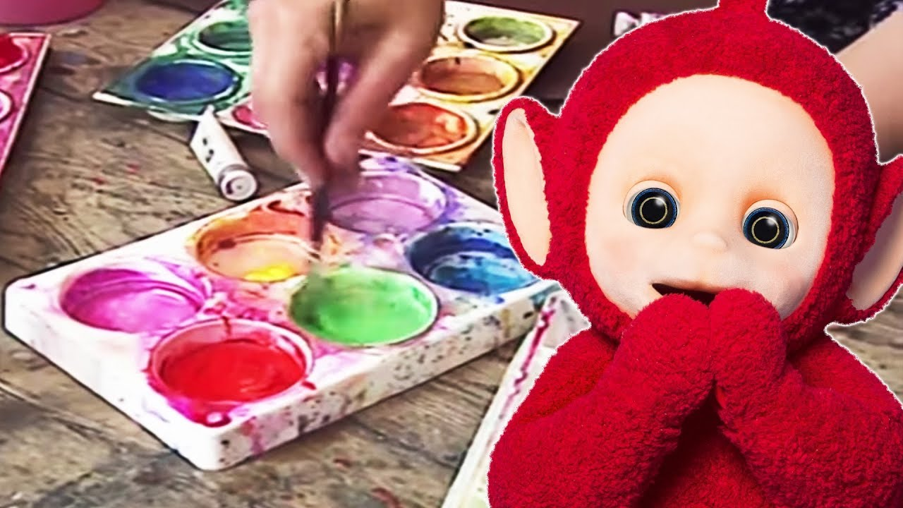 Download 2 Hour of Teletubbies - Painting, Arts and Craft And More