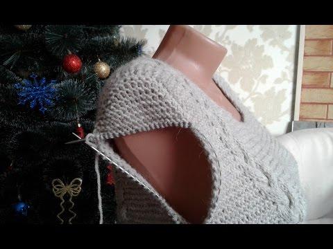 Воздушная скатерть вязаная крючком вязание