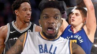 GAME 7 TONIGHT BABY!! I GOT THE NUGGETS vs SPURS GAME 6 NBA PLAYOFFS HIGHLIGHTS