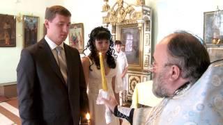 Венчание. Владимир и Анна.mpeg