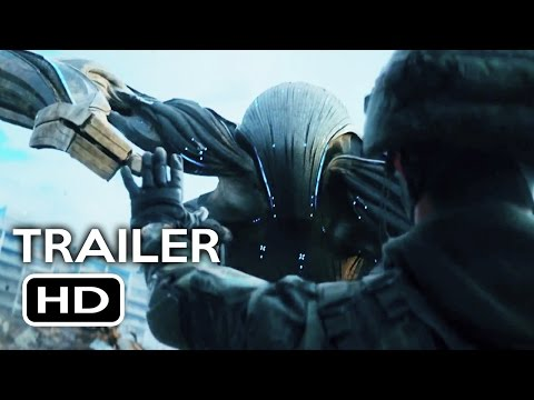 Attraction Official Trailer #3 (2017) Russian Sci-Fi Action Movie HD streaming vf