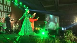 Jakarta Melayu Festival 2013 - Iyeth Bustami & Nizar Ali - Rentak 106