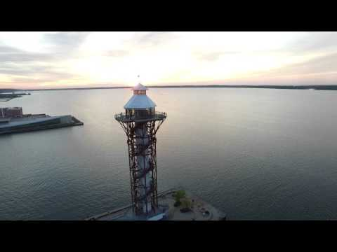 Erie's Bicentennial tower