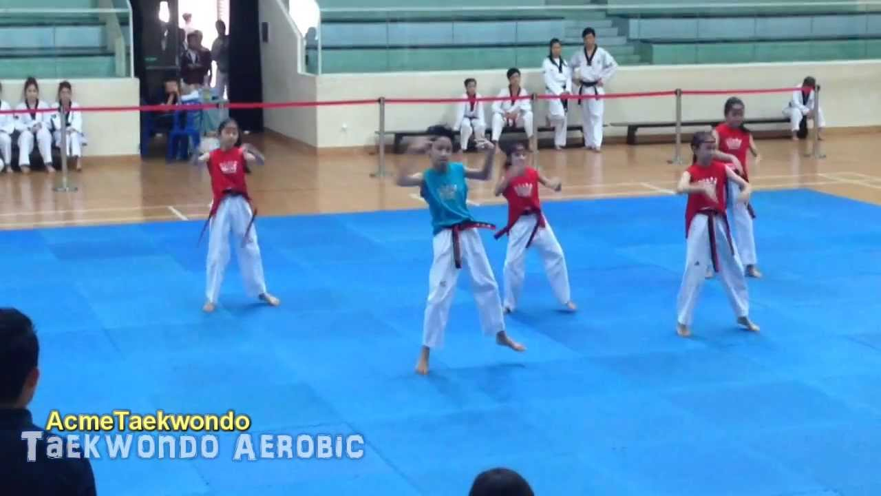 Tkd Aerobic: Growl (2013)