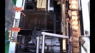 """Автоматическая линия формования и выпечки бисквитов с начинкой """"Зоопарк"""" (типа мишки Барни)"""