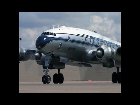 Lockheed Constellation L749 N749NL SCN Nederland