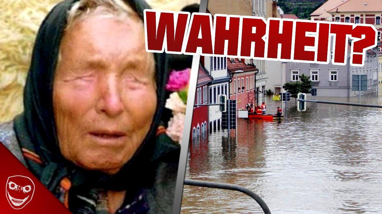 BABA WANGA sagte die Überschwemmung vorher?! Baba Wanga Prophezeiungen 2021!