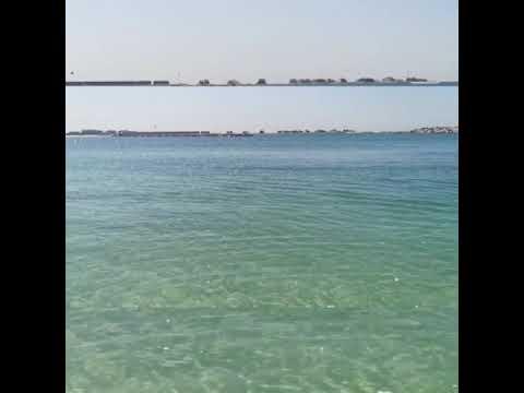 #Jumeirah #Beach crystal clear water #Dubai #UAE #Shorts 2021