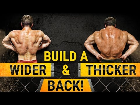 4 MUST DO Exercises For A BIGGER BACK! | WHY ARE YOU SKIPPING THESE MUSCLE BUILDERS?