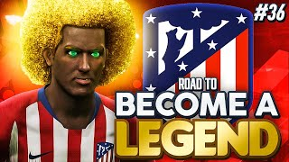 """ROAD TO BECOME A LEGEND! PES 2019 #36 """"THE POWER OF THE AFRO!"""""""