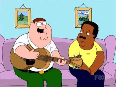 Family Guy - Iraq Lobster and Rock Lobster