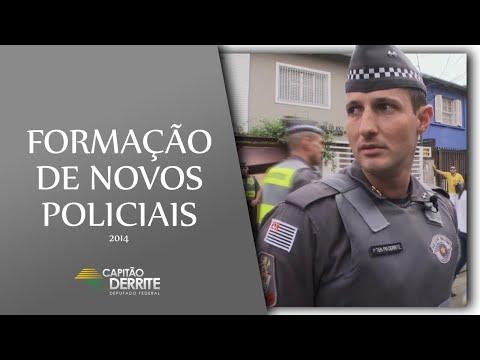 Formação de novos policiais da PMESP - 2014