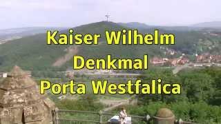 Sehenswürdigkeiten in Minden und Porta Westfalica