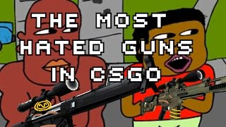 The Most Hated Guns in CSGO? The Autosniper Breakdown.
