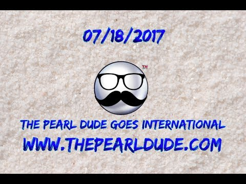 The Pearl Dude Goes International!