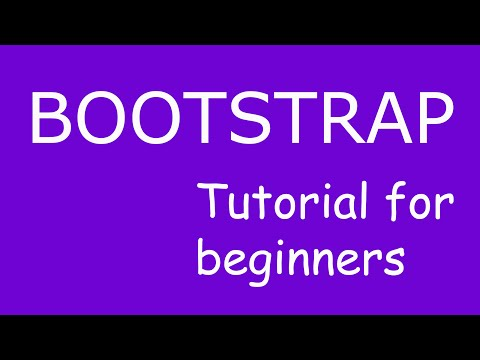 Headings And Subheadings In Bootstrap:Bootstrap  Tutorial For Beginners#2