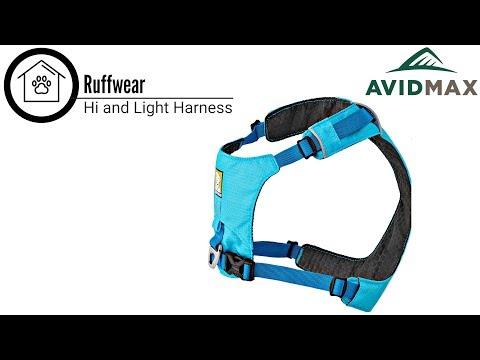 Ruffwear Hi and Light Harness Review | AvidMax
