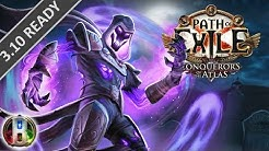 Path of Exile 3.10 - Essence Drain & Contagion Build - Trickster Shadow - Delirium PoE 2020