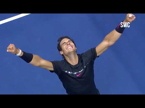 2017 US Open  Nadal vs  Anderson Championship Match Highlights