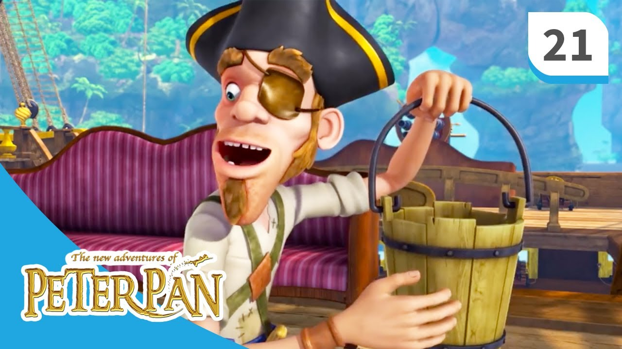 The New Adventures Of Peter Pan Episode 21 The Water