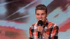 Joe McElderry - X Factor Audition - Dance With My Father