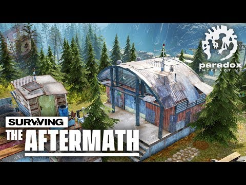 Surviving The Aftermath - Торговый центр! #10