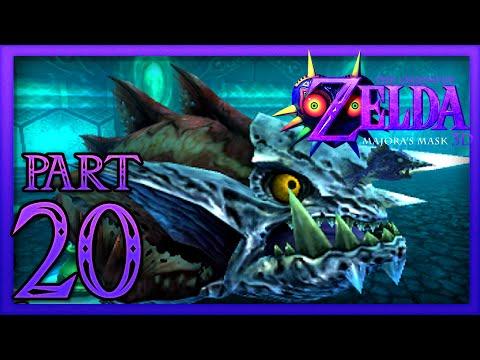 The Legend of Zelda: Majora's Mask 3D - Part 20 - Great Bay Temple