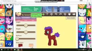 как сделать код пони и сайт? Я знаю ответ!!!!