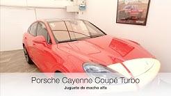 Porsche Cayenne Coupé Turbo. ¿La mejor camioneta del mundo?