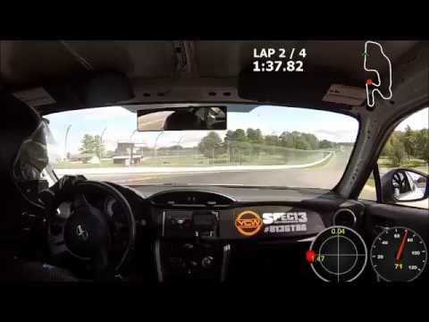 Josh Herbert - Watkins Glen 2:14.9 - 2013 Scion FRS