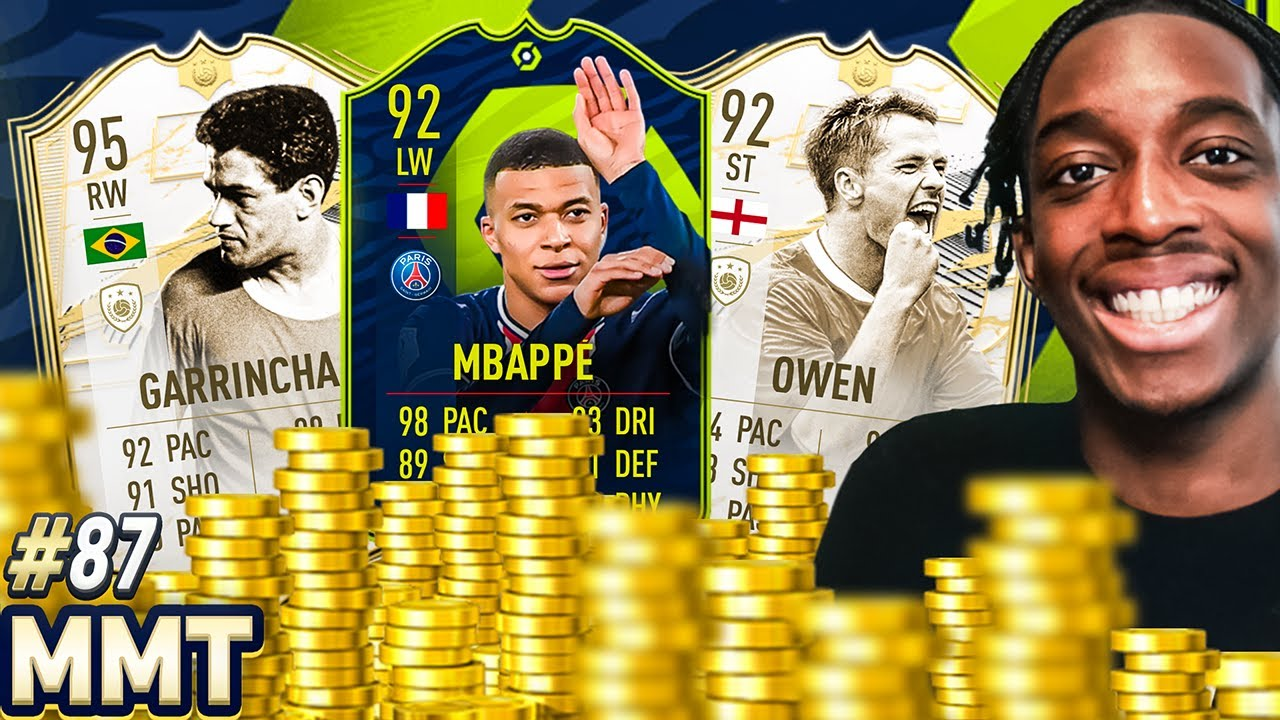 Download 8 MILLION COIN INVESTMENTS! COULD MANNY GET T200??!?!🤯🤑 S2 - MMT #87