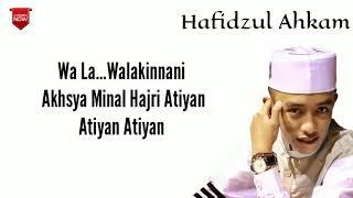 Terbaru    Lirik  Kunta Rohiman    Voc  Hafidzul Ahkam   Syubbanul Muslimin