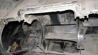 Как снять радиатор печки ваз 2110-12