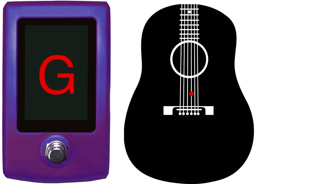 guitar tuner dadgad youtube. Black Bedroom Furniture Sets. Home Design Ideas