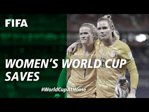 #WorldCupAtHome | FIFA Women's World Cup Saves