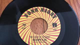 "Gillespie & Co  ""Mi Casa Es Tu Casa"" (DJ Tron B-Boy Remix) Funk Night Records 45 (FNR-106B)"
